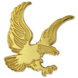 Falcons Mascot Chenille Lapel Pin