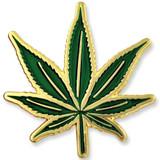 Marijuana Pin