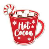 Hot Cocoa Mug Pin