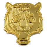 Tiger Mascot Chenille Pin