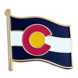 Colorado State Flag Pin