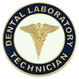 Dental Laboratory Technician Pin
