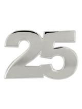 Silver 25 Pin