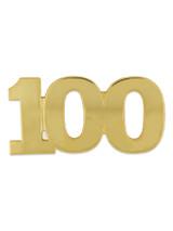 Gold 100 Pin