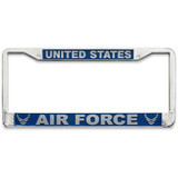 Officially Licensed U.S. Air Force Plate Frame