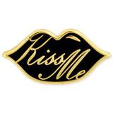 Kiss Me Lips Pin