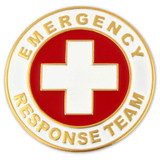 Emergency Response Team Pin
