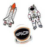 Space 3-Pin Set