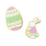 Easter 2-Pin Set