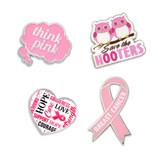 Think Pink 4-Pin Set