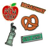 New York 5-Pin Set