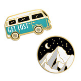 Get Lost 2-Pin Set