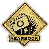 School Pin - Yearbook