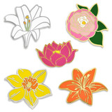 Flower 5-Pin Set