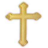Ornate Cross Pin