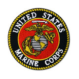 Officially Licensed Patch - U.S. Marine Corps