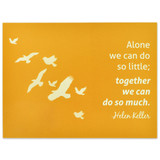 Together We Can Presentation Card