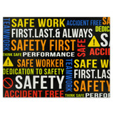 Safety Presentation Card