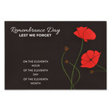11-11-11 Remembrance Day Card