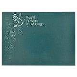 Peace Dove Presentation Card