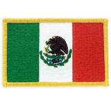 Patch - Mexico Flag