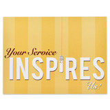 Your Service Presentation Card
