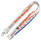 Republican Lanyard