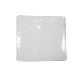 Vinyl Badge Holder - Large