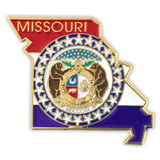 Missouri Pin