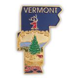 Vermont Pin