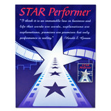 Star Performer Card and Pin