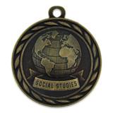 Social Studies Medal - Engravable