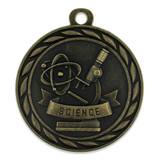Science Medal - Engravable