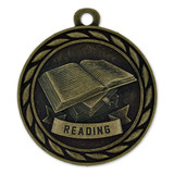 Reading Medal - Engravable