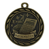 Mathematics Medal - Engravable