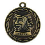 Drama Medal - Engravable