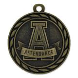 Attendance Medal - Engravable
