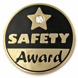 Safety Award Star Pin