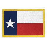 Patch - Texas State Flag