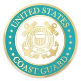 Coast Guard Coin - Engravable
