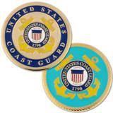 U.S. Coast Guard Coin