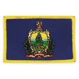 Patch - Vermont State Flag
