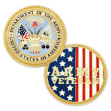 U.S. Army Veteran Coin