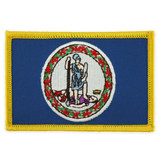 Patch - Virginia State Flag