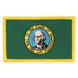Patch - Washington State Flag