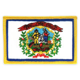 Patch - West Virginia State Flag