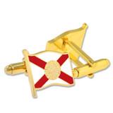Florida Flag Cufflink Set