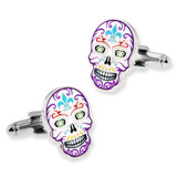 Day Of The Dead Cufflink Set
