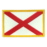 Patch - Alabama State Flag