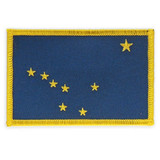 Patch - Alaska State Flag